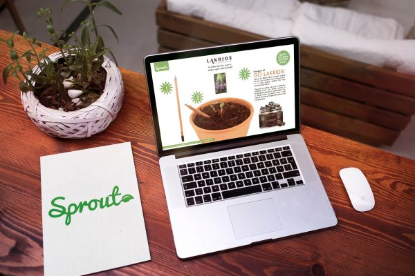 Sprout World - WordPress optimering